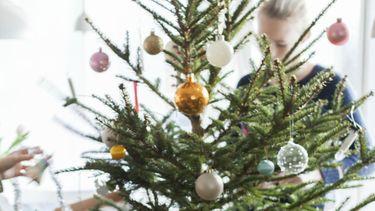 kerstballen korting