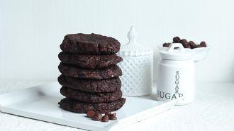 recept gezonde brownie koekjes