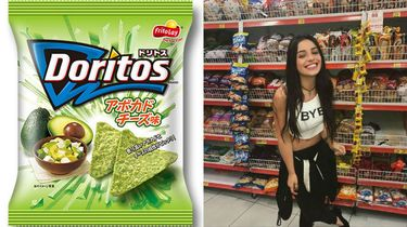 avocado chips