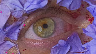 groene ogen accentueren