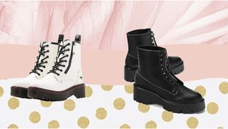 Dr. Martens look a like