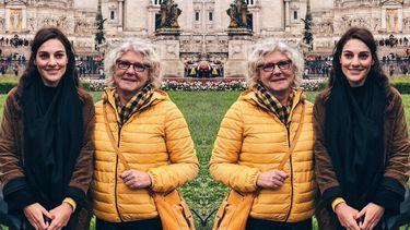 rome stedentrip moeder-dochter uitje