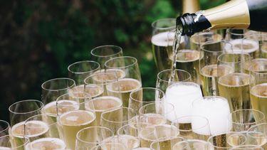 champagne glazen - jaarhoroscoop