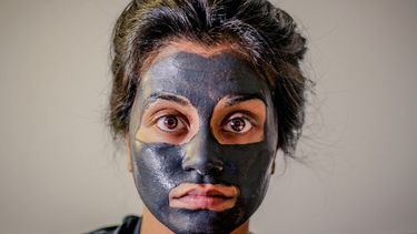 Poriën masker