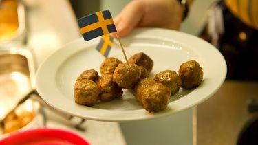 Vegetarische Zweedse balletjes