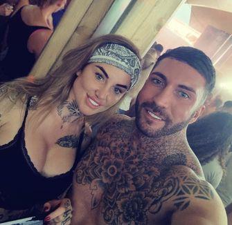 Niels en Rosanna