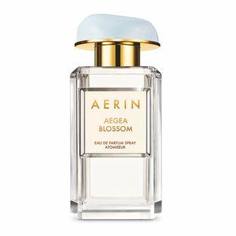 Aerin aegea blossom is een van de nieuwe parfums voor de lente