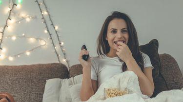Netflix vrouw relax