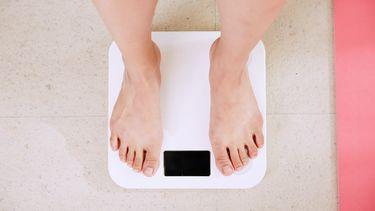 weegschaal (gewichtstoename)