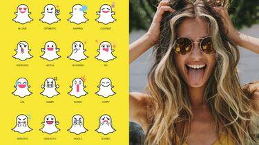 Snapchat spel Snappables